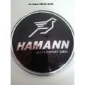 Емблема BMW Hamann 82мм