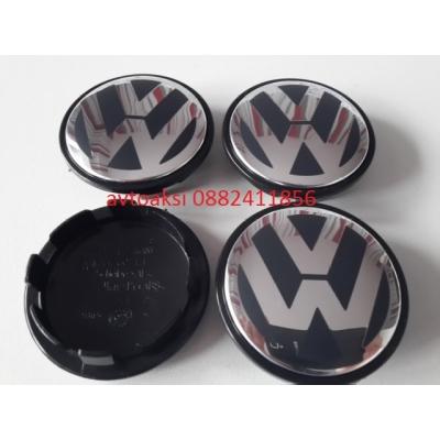 Капачки За Джанти 65/56мм Volkswagen цената е зa 1бр