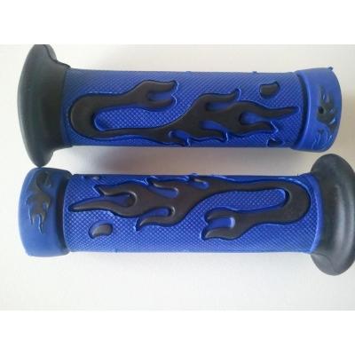 Ръкохватки за мотор,скутер,атв 2бр в комплект  силиконови