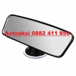 Огледало за обратно виждане с вакум 24см