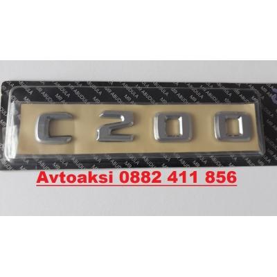 Надписи C200