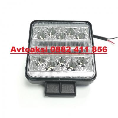 Мощен Диоден халоген/алуминиев102W -1894