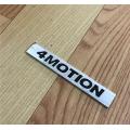 Емблема/Надпис 4MOTION плочка