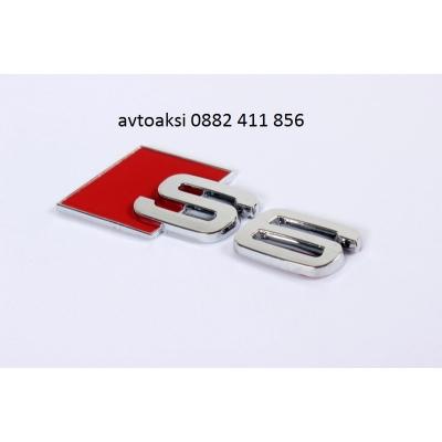 Надпис/Емблема метална S6