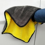 Универсална микрофибърна кърпа дебела-1381