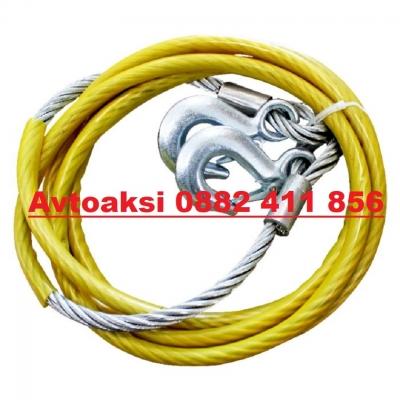 Въже за теглене (метално) - 10 тона