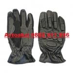 Мото ръкавици кожени - 588
