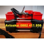 Мощен двубутален компресор 12V / 85Л-мин-5050