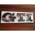 Надпис GTI метална/никел -1945