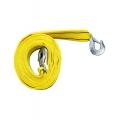 Въже за теглене 5т двоино бус дължина 4,5м с две метални куки.
