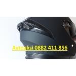 Каска за мотор/скутер/мотопед-852-Б