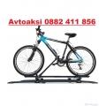 Багажник за велосипед за таван-1800