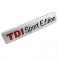 Емблема метална TDI Sport Edition