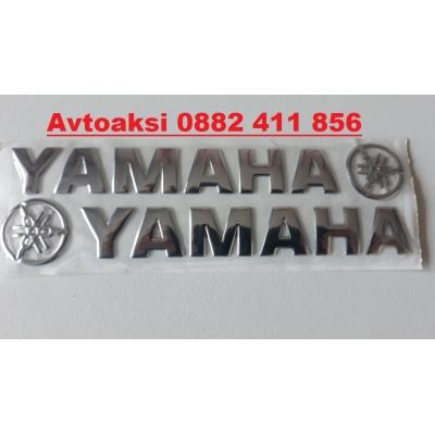 Надпис/Емблема Yamaha