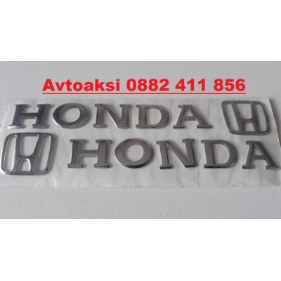 Надпис/Емблема Honda