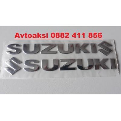 Надпис/Емблема Suzuki