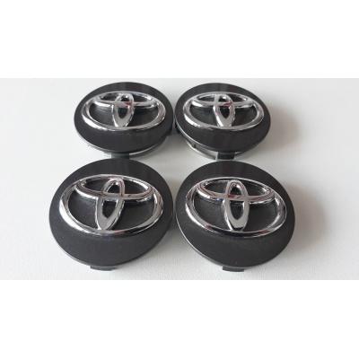 Капачки за джанти Тойота/Toyota 62/58мм