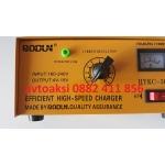 Зарядно за акумулатор метално-30А