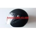 Каска Мотор черна мат-851-B