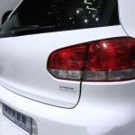 Емблема VW Volkswagen Bluemotion