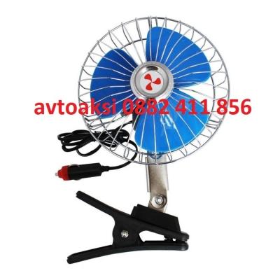 """Вентилатор за автомобили 10"""" инча 12 и 24V"""