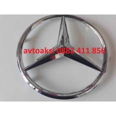 Емблема пр.решетка Мерцеде/Mercedes W205/W212