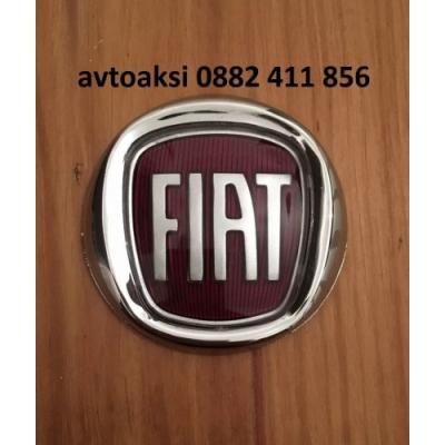 Емблема FIAT Bravo/Punto/ Panda 85мм Предни