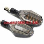Мигачи за мотор диодни със вграден стоп светлини