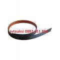 Универсален LIP спойлер черен цвят