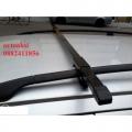 Багажник за коли с надлъжни греди