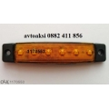 LED Диодни за камиони,бусове и др 12 и 24