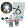 LED Диодни Крушки H4, къси и дълги -72W