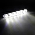 Led-DRL светлини с Лупи 6000к с 6 мощни диода
