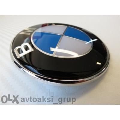 Емблеми за BMW  заден капак 74/78/82mm