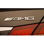 Надпис/Емблема AMG метална/никел