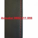 Калъф шиещ BOSS -черен с червен конец