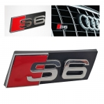 Декорация/Надпис Ауди S6 за предна решетка
