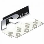 Декорация R line метални за заден капак/калник