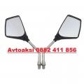 Огледала за мотор Ф8мм/Ф10мм 2бр/к-т --2142