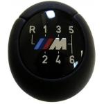 Кожена топка за ск. лост за Бмв М-power с 6 скотости
