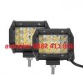 LED BAR с 12 мощни диода 36W- 12/24V цената е за 1бр
