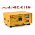 Зарядно за акумулатор метално-20А 6V/12V