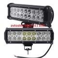 LED Bar с 18 мощни диода 54w- 12/24v цена за 1бр