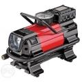 Компресор за Гуми метален с лед лампа с 4 диода 12V!!!